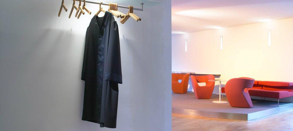 Puttinger Vogl Rechtsanwälte Garderobe